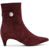 Sapatos Mulher Botins Carmens Padova A42191 Vermelho