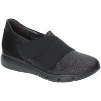 Sapatos Mulher Slip on Grace Shoes 962789 Preto