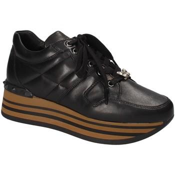 Sapatos Mulher Sapatilhas Triver Flight 232-11A Preto