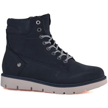 Sapatos Mulher Botas baixas Wrangler WL182510 Azul