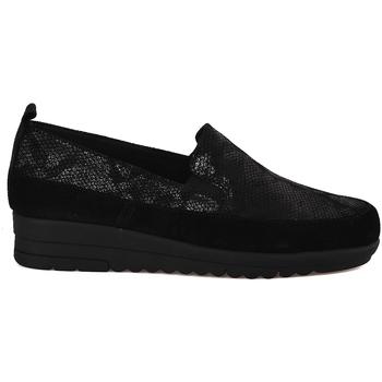 Sapatos Mulher Mocassins Grunland SC3980 Preto