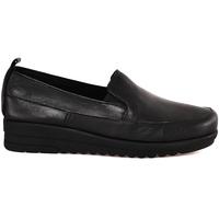 Sapatos Mulher Mocassins Grunland SC3985 Preto