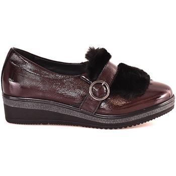 Sapatos Mulher Mocassins Grunland SC3148 Vermelho
