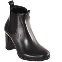 Sapatos Mulher Botins Mally 5500 Preto
