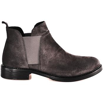 Sapatos Mulher Botins Mally 5948 Cinzento