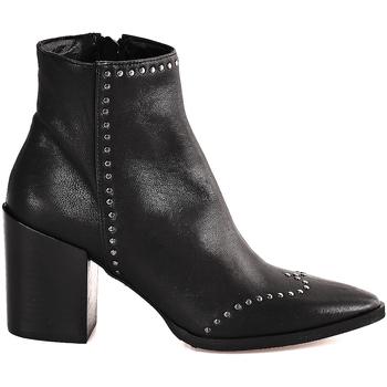 Sapatos Mulher Botins Mally 6333 Preto
