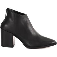Sapatos Mulher Botins Mally 6341 Preto