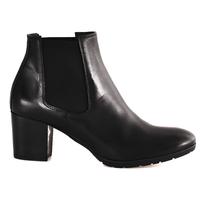 Sapatos Mulher Botins Mally 6418 Preto