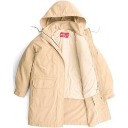 Textil Mulher Corta vento Calvin Klein Jeans J20J207787 Bege
