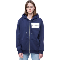 Textil Mulher Sweats Calvin Klein Jeans J20J207832 Azul