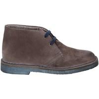 Sapatos Mulher Botas baixas Rogers 1102D Castanho