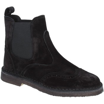 Sapatos Mulher Botins Rogers 3085D Preto
