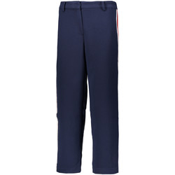 Textil Mulher Chinos Tommy Hilfiger DW0DW05315 Azul