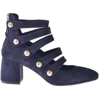 Sapatos Mulher Escarpim Elvio Zanon I0703P Azul