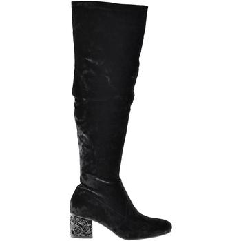 Sapatos Mulher Botas Elvio Zanon I1903B Preto
