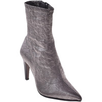Sapatos Mulher Botins Elvio Zanon I2906X Cinzento