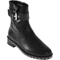 Sapatos Mulher Botins Elvio Zanon I6201N Preto