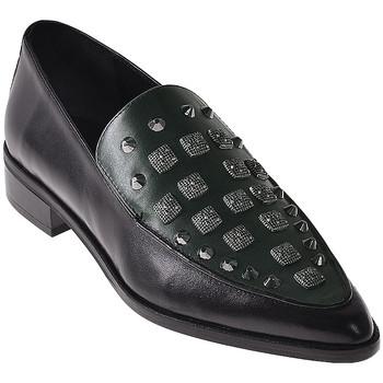 Sapatos Mulher Mocassins Elvio Zanon I7703G Preto