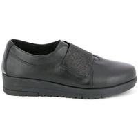 Sapatos Mulher Mocassins Grunland SC3979 Preto