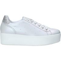 Sapatos Mulher Sapatilhas IgI&CO 5158500 Prata