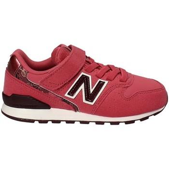 Sapatos Criança Sapatilhas New Balance NBKV996F2Y Vermelho