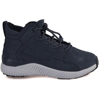 Sapatos Criança Sapatilhas de cano-alto Grunland PO1085 Azul