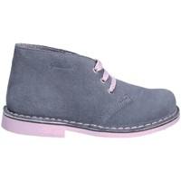 Sapatos Criança Botas baixas Grunland PO0577 Cinzento