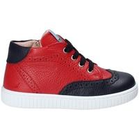 Sapatos Criança Sapatilhas de cano-alto Balducci MSPO1810 Vermelho