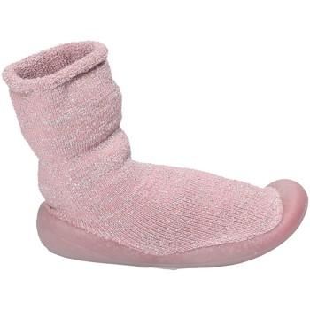 Sapatos Criança Chinelos Grunland PA1036 Rosa