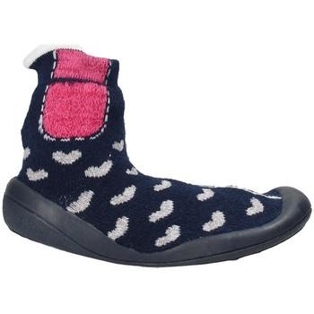 Sapatos Criança Chinelos Grunland PA1036 Azul