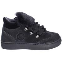 Sapatos Criança Sapatilhas de cano-alto Melania ME2406D8I.C Preto