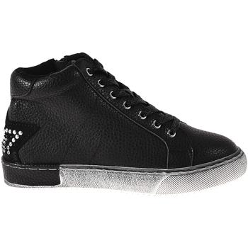 Sapatos Criança Sapatilhas de cano-alto Joli JS0029S0002J Preto