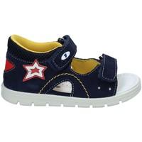 Sapatos Rapariga Sandálias desportivas Falcotto 1500680-01-9101 Azul