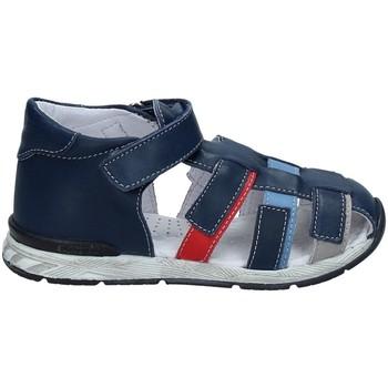 Sapatos Criança Sandálias desportivas Falcotto 1500698-02-9111 Azul
