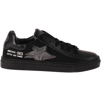 Sapatos Criança Sapatilhas Melania ME6209F8I.B Preto