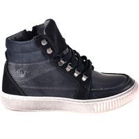 Sapatos Criança Sapatilhas de cano-alto Melania ME6608F8I.B Azul