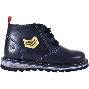 Sapatos Criança Botas baixas Melania ME1032B8I.W Preto