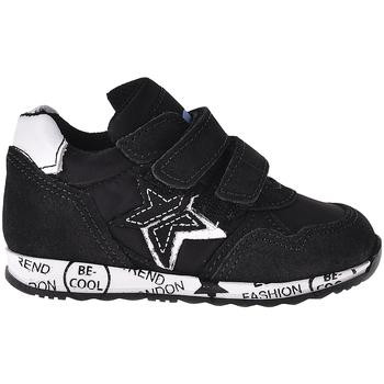 Sapatos Criança Sapatilhas Melania ME1247B8I.A Preto