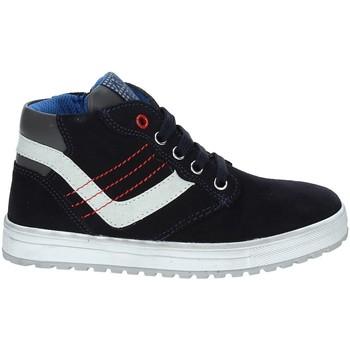 Sapatos Criança Sapatilhas de cano-alto Asso 68709 Azul