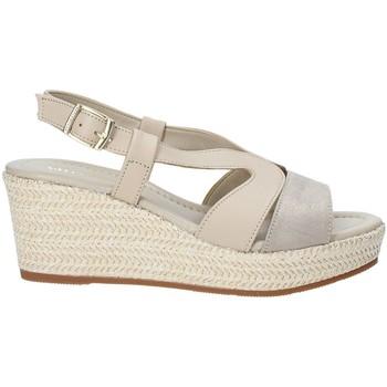 Sapatos Mulher Sandálias Valleverde 32211 Bege