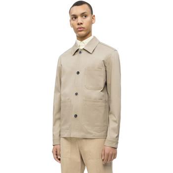 Textil Homem Casacos/Blazers Calvin Klein Jeans K10K103719 Bege