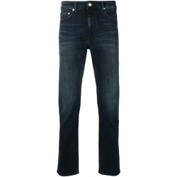 Textil Homem Calças de ganga slim Calvin Klein Jeans J30J311732 Azul