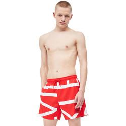 Textil Homem Fatos e shorts de banho Calvin Klein Jeans KM0KM00274 Vermelho