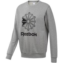 Textil Homem Sweats Reebok Sport DT8130 Cinzento