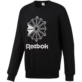 Textil Homem Sweats Reebok Sport DT8132 Preto