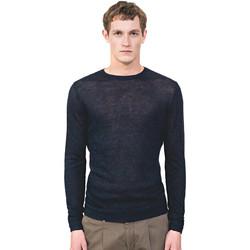 Textil Homem camisolas Antony Morato MMSW00915 YA500054 Azul