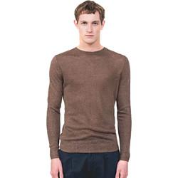 Textil Homem camisolas Antony Morato MMSW00915 YA500054 Castanho