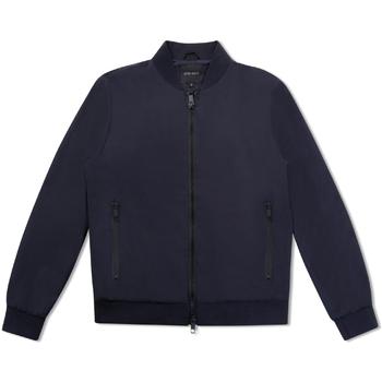 Textil Homem Casacos fato de treino Antony Morato MMCO00561 FA600101 Azul