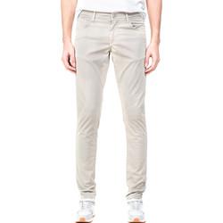 Textil Homem Chinos Antony Morato MMTR00498 FA800109 Cinzento