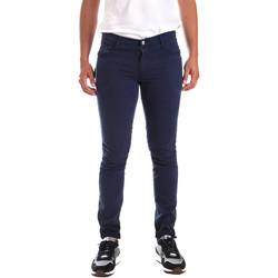 Textil Homem Chinos Antony Morato MMTR00498 FA800109 Azul
